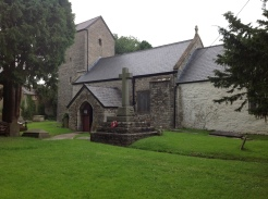 St. Cadoc's church