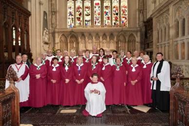 All Saints Choir - Bath Abbey