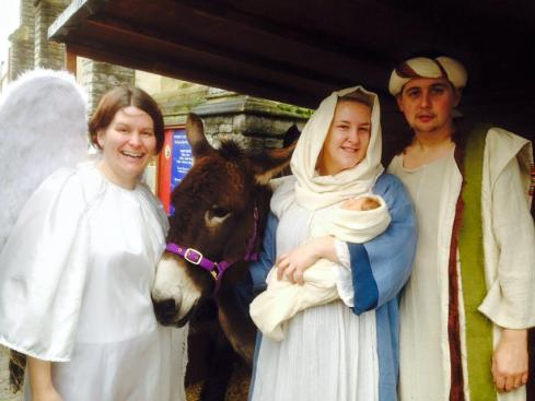 Christmas the story