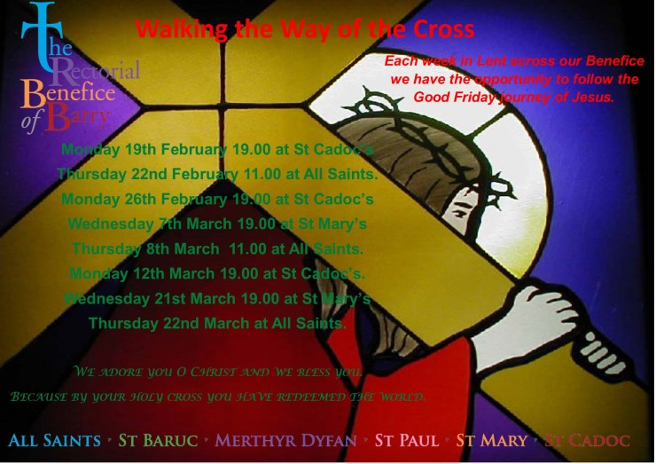 Stations of the Cross 18