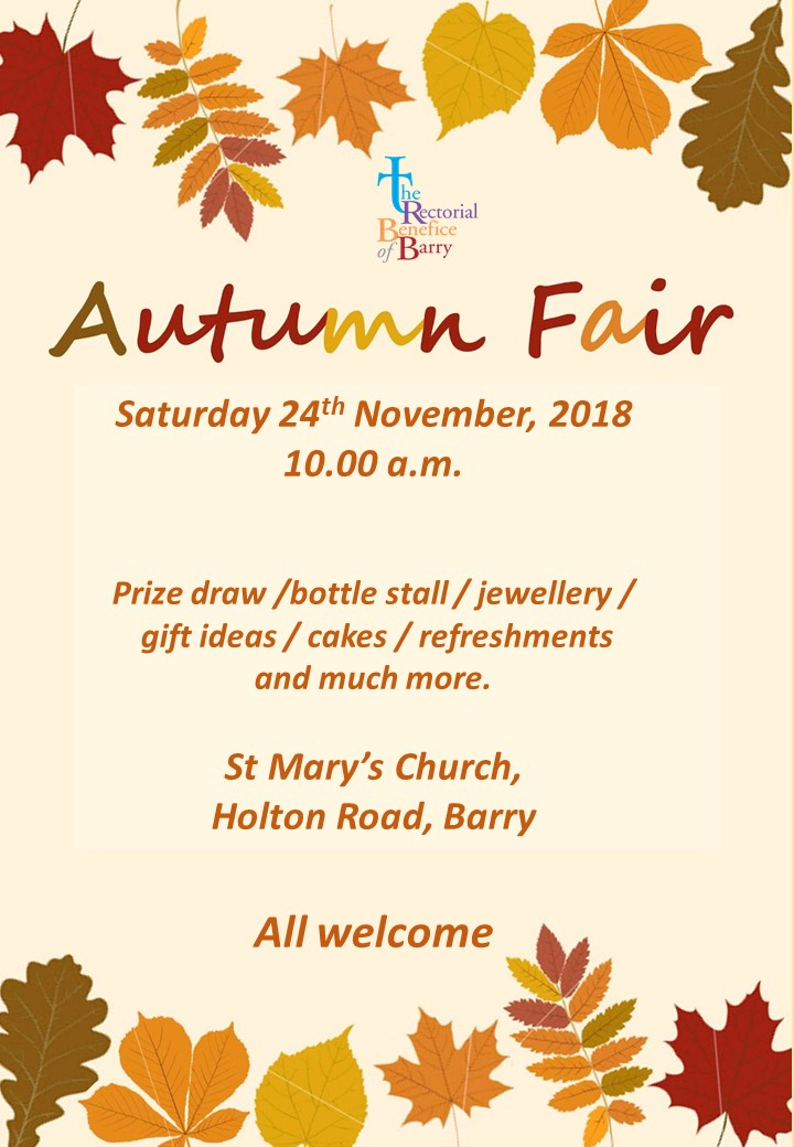 Autumn fair 2018