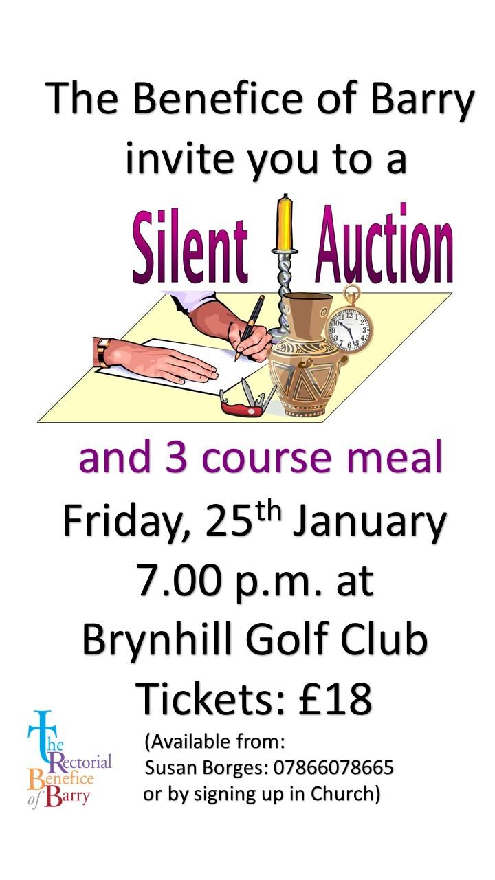silent auction 2019